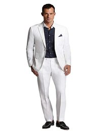 $enCountryForm.capitalKeyWord Australia - Men's 2 Pieces Two Button Suit Slim Fit Classic Formal Wedding Prom Party Tuxedo Suit for Wedding Bussiness Formal Casual Ocassion