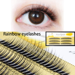 1box Big Capacity Russian Volume Eyelash 8d Eyelash Extensions 0.07 Mm Thickness C D Curl Mink Strip Eyelashes Individual Lashes Clients First Back To Search Resultsbeauty & Health