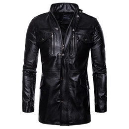 $enCountryForm.capitalKeyWord Australia - Retro Classic Motorcycle Jacket Men Pigskin Moto Jacket Motorcycle Clothing Biker Coats Windproof M-5XL