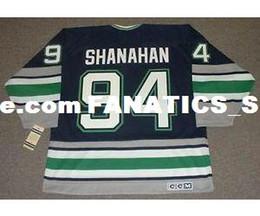 df7e9bc49 ... shopping menswomenskids brendan shanahan hartford whalers 1995 ccm  vintage mn custom any nameno. hockey personalized