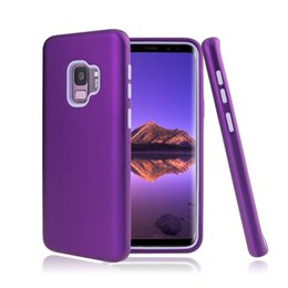 $enCountryForm.capitalKeyWord Australia - For S10 Iphone X 6 6s 7 8 Plus Case Hybrid 3in1 Defender Case Soft TPU Bumper Clear Back Cover For Samsung S10 S9 Plus Lite Note 9 Cases