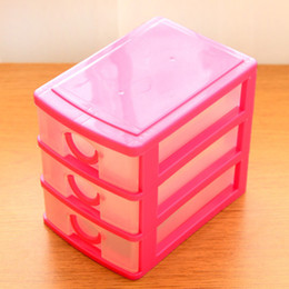 $enCountryForm.capitalKeyWord Australia - Plastic Hand Storage Drawer Unit 2,3 Tier desk Store Cabinet Box Tidy