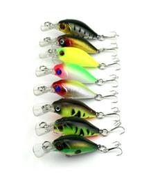 Minnow Mini bait online shopping - Super Mini Crankbait Fishing Lure Fishing Tackle Floating Crank Bass Bait Wobbler Hard Lure Topwater Jigging Minnow Fishing Bait cm g