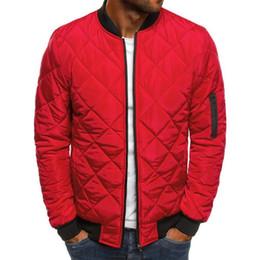 Wholesale red lightweight jacket resale online – Packable Jacket Zip Up Jacket Men Overcoat Male Jaqueta Men s Lightweight Windproof Masculino Solid Casual Fit Outdoor Coats
