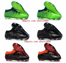 $enCountryForm.capitalKeyWord NZ - 2018 mens One 18.1 Syn FG soccer cleats One Leather 18.1 Synthetic Syn FG Griezmann soccer shoes football boots cheap