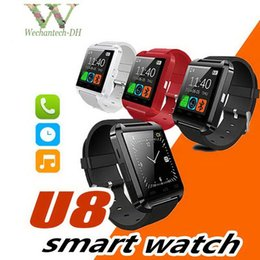 $enCountryForm.capitalKeyWord Australia - Bluetooth Smartwatch U8 Smart Watch Phone Mate Wrist Touch Watches for iPhone 4S 5 5S Samsung S4 S5 Note 2 3 HTC Android Phone