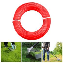 $enCountryForm.capitalKeyWord Australia - 2.4mm 15m Nylon Trimmer Line Lawn Mower Rope Garden Tools Parts