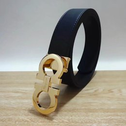 $enCountryForm.capitalKeyWord NZ - Luxury men and women belt buckle leisure belt with flat buckles foreign trade women belt fashion leisure hot buy wholesale