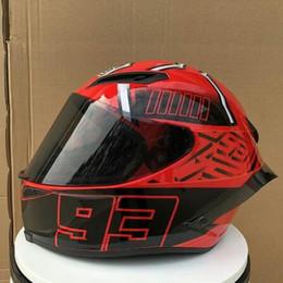 $enCountryForm.capitalKeyWord NZ - Full Face 93 marquez Motorcycle Helmet Man Riding Car motocross racing motorbike helmet