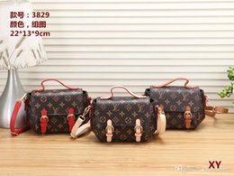 $enCountryForm.capitalKeyWord Canada - High Quality Fashion women leather Handbag Double Flap Shoulder Bags Quilted Chain totes bag purse wallet free shipping handbags purse 1028