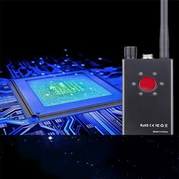 $enCountryForm.capitalKeyWord Australia - New Wireless Signal Detector Anti Bug RF Detector K18 Mini Camera GSM Audio Bug Finder GPS Signal Lens RF Tracker