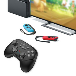 """$enCountryForm.capitalKeyWord Australia - Mini Bluetooth Gaming Handpad """"Supports Wireless Wired Connection"""" with six-axis vibrating handle for N-Switch game console"""