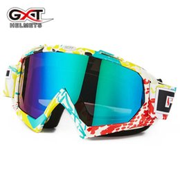 $enCountryForm.capitalKeyWord NZ - GXT motocross motorcycle goggles ATV MTB DH windproof glass for skiing moto cycling glasses glass helmet for cross-country bike