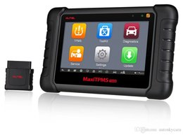 Tpms diagnosTic service Tools online shopping - Autel TS608 MaxiTPMS Complete TPMS and All System Service Diagnostic Tablet Combine with TS601 MD802 and MaxiCheck Pro in