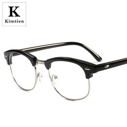 87724f535c28 2019 NEW Retro Vintage Gold Metal Frame Eyeglasses Mens Womens Sun glasses  Retro Polygon Optical Lens Eyewear Nerd Clear Lens Glasses