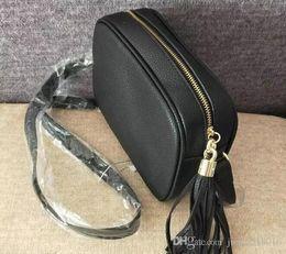 $enCountryForm.capitalKeyWord NZ - Women Fashion Bag Famous Brand Designer Shoulder Bag Tassel Soho Bags Ladies Tassel Litchi Profile Women Messenger Bag 208265 Leather 502258