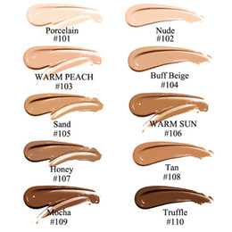 oil free liquid foundation Canada - 2019 New Brand Makeup Foundation PHOERA Matte Oil-contral Liquid foundation 10 Colors Concealer DHL Free Shipping