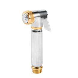 $enCountryForm.capitalKeyWord Australia - Freeshipping Bathroom Toilet Sprayer Brass Bidet Hand-held Sprayer Toilet Spray Shower Head Nozzle Sprinkler High Quality