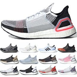 cycling laser NZ - 2019 Game of Thrones Men Women Running Shoes Triple White Laser Red Dark Pixel Core Black Designer Mens Trainer Sport Sneaker Size 36-47