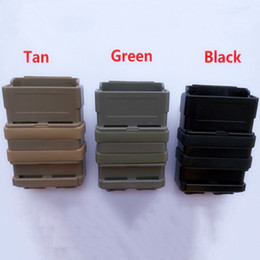 Triple Gear Australia - The triple gear bag quick magazine MOLLE Airsoft 5.56 mm   fast MAG pouch clip fast mag M4 magazine pouch Free shipping #324612