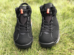 Star Canvas Shoe For Men Australia - 2019 New UNC 6 Black Infrared 3M Basketball Shoes For Men 6s All-Star Outdoor Designer Trainer 384664-060 With Box189