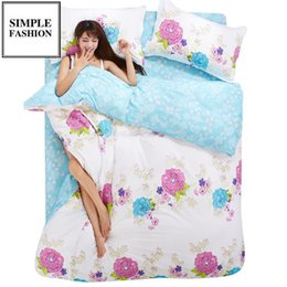 Princess bedding modern online shopping - 100 cotton King Princess Bedding set Bed sets Winter warm soft Duvet cover Bed sheet Pillowcase without Comforter filling