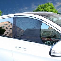 $enCountryForm.capitalKeyWord Australia - 2Pcs Car Sun Shade UV Protection Car Curtain Window Sunshade Side Window Mesh Visor Camping Hiking Tents Sun Shelter