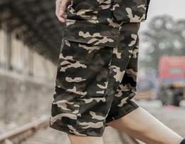 $enCountryForm.capitalKeyWord UK - Outdoor Loose Overalls, Multi-bag Shorts, Summer Tactical Pants, Lifeng Commuter Pants and Shorts