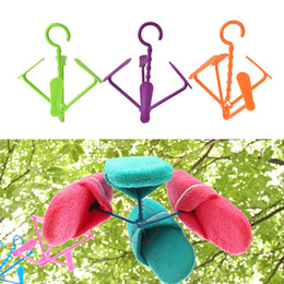 $enCountryForm.capitalKeyWord Australia - Home Use Shoes Hangers Toes Down, footwear plastic display hooks, heel hangers sneakers canvas flaty sports shoes