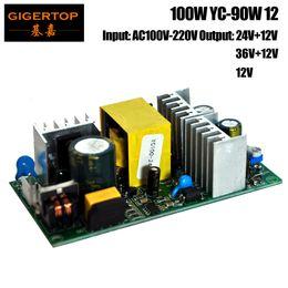 $enCountryForm.capitalKeyWord NZ - TIPTOP YC-90W-12 100W For 10W Spot Led Moving Head Light Power Supply Small Bare Board 12V+24V Output Voltage Professional