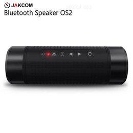 Vendita calda dell'altoparlante senza fili all'aperto di JAKCOM OS2 in altoparlanti all'aperto come protettore d'angolo della gamba del telefono dell'orologio i prodotti più venduti