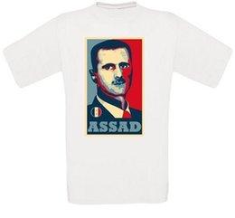 45100df1383 Assad Bashar Al-Assad Syrie Syrie T-shirt Arabe toutes tailles Nouveau