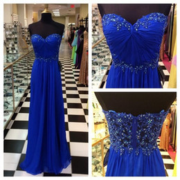 $enCountryForm.capitalKeyWord Australia - Formal Evening Dresses Blue A Line Lace Applique Elegant Bridal Gown Special Occasion Prom Bridesmaid Party Dress