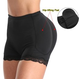 Wholesale hip enhancer panties for sale - Group buy Sexy Women Pads Enhancers Fake Ass Hip BuLifter Shapers Control Panties Padded Slimming Underwear Enhancer Hip Pads Pant