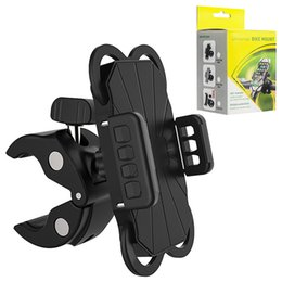 Wholesale Universal Bicycle holder Motorcycle holder mount Bike Handlebar Stand Bracket Mount Phone Holder For iPhone x xs plus huawei p30 pro