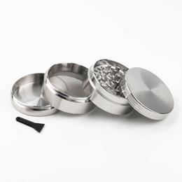 CnC alloy online shopping - Herb Grinder mm layers herb grinder metal Zicn alloy for cnc teeth filter net dry herb vaporizer pen vaporizer vapor