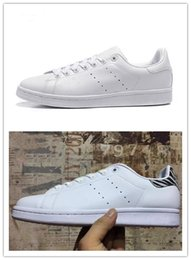 $enCountryForm.capitalKeyWord Australia - 2019 new mens designer shoes op quality women men new stan shoes fashion smith sneakers Casual shoes leather sport classic flats 03
