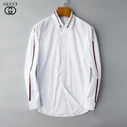 Papa Chen Casual Business Männer Kleid Shirts Luxus Langarm Baumwolle Stilvolle Plus Size Männer Social Shirts Camisa Hombre 4xl Hemden Herrenbekleidung & Zubehör