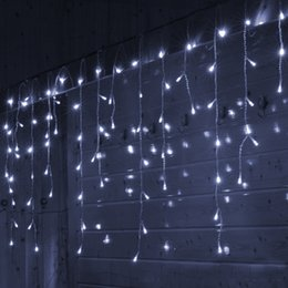 $enCountryForm.capitalKeyWord UK - 6M * 1M 256 LED Icicle Lights Window String Lights 8 Modes Xmas Window Curtain Lights for Home Garden Bedroom Wedding Party Wall Decorations