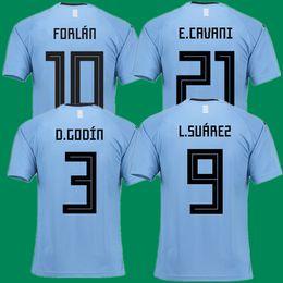 $enCountryForm.capitalKeyWord UK - 19-20 New Season Soccer Jerseys Copa America Uruguay Soccer Jersey L.SUAREZ D.GODIN E.CAVANI Away National Team Football Uniforms