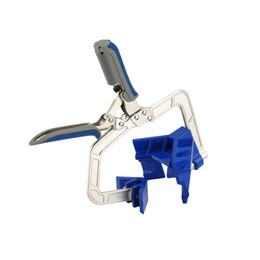 $enCountryForm.capitalKeyWord Australia - 90 Degree Right Angle Fixed Punch Mounter Corner Clamp Miter Jigs Woodworking Tool T Joints KHCCC For Kreg Jigs