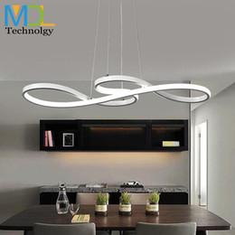 Venta al por mayor de Moderno LED luces de techo para cocina baño pasillo pasillo LED luz colgante diseño creativo simple iluminación interior Luminare
