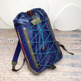 Ingrosso 2019 Marca en e donne borsa bagaglio grande capacità bagaglio reale borsa impermeabile Borse zaino M436148