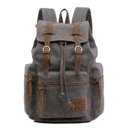 High Quality Backpack Brands Australia - New brand backpack designer backpack handbag high quality 8-color available backpack canvas school bags outdoor bag free shipping