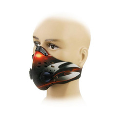 8ff8a2a5 Men Women Activated Carbon Dust-proof Cycling Face Mask Anti-Pollution  Bicycle Bike Outdoor Running Sport Mask Face Shield