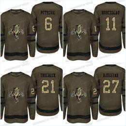 $enCountryForm.capitalKeyWord UK - Camouflage Florida Panthers Jersey 27 Nick Bjugstad 22 Shawn Thornton 21 Vincent Trocheck 16 Aleksander Barkov Army Green Hockey Jerseys