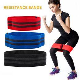 $enCountryForm.capitalKeyWord NZ - Men&women Hip-Neck Elastic Band Squat Resistance Band Leg Exercise Tension Pull For gym Yoga Stretching Training Belt