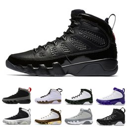 $enCountryForm.capitalKeyWord NZ - High 2019 Quality 9 Dream It Do It Unc Bred Space Jam Basketball Shoes Men 9s Tour Yellow Pe Spirit Anthracite Sneakers