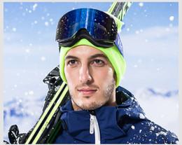 $enCountryForm.capitalKeyWord Australia - Wholesale-VECTOR Brand Ski Goggles With Case Double Lens UV400 Anti-fog Ski Snow Glasses Skiing Men Women Winter Snowboard Eyewear HB108