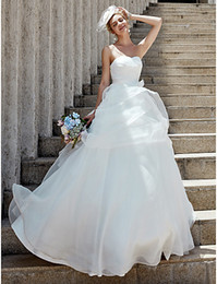 $enCountryForm.capitalKeyWord Canada - wedding dresses backless multilayer sleeveless beautiful sexy trim Printed ball gown sleeveless trim robes de bal robes de bal